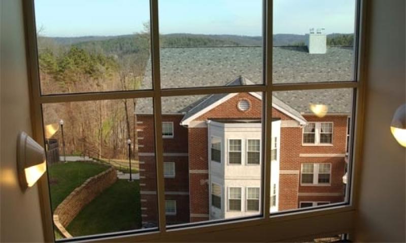 Residence Hall - Senior apartment building
