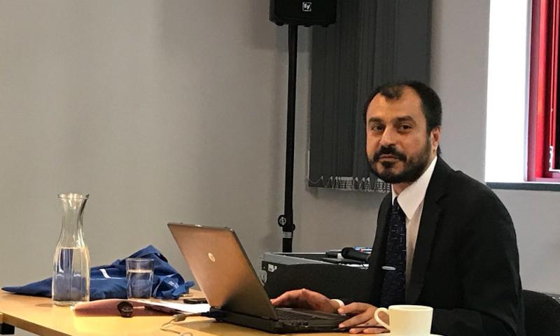 Photo of Hadi Jorati
