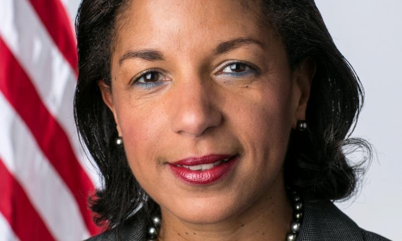 Former Ambassador Susan Rice