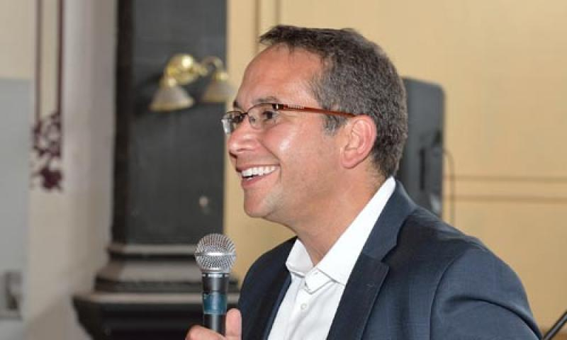 President Weinberg at Thirty One West