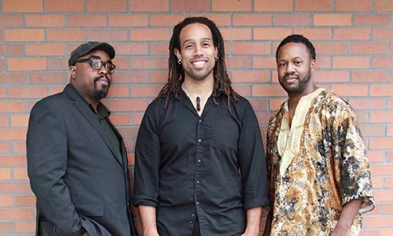 Photo of the Mark Lomax Trio