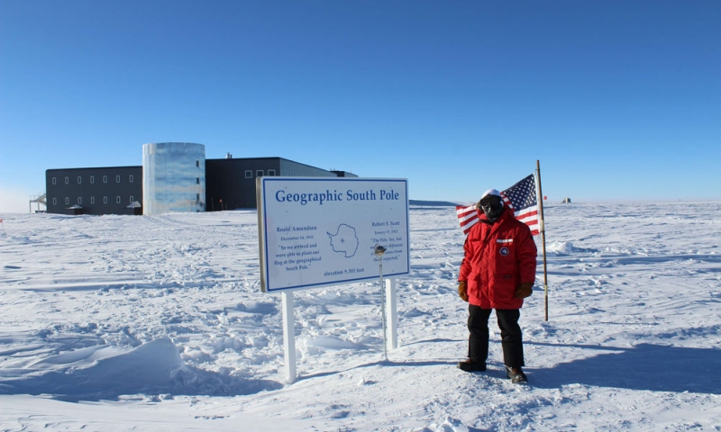 Dr. David Riebel (NOAA)