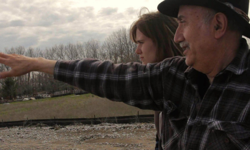 Brittany Prater's directing on location
