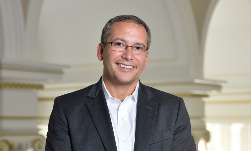 Denison President Adam Weinberg