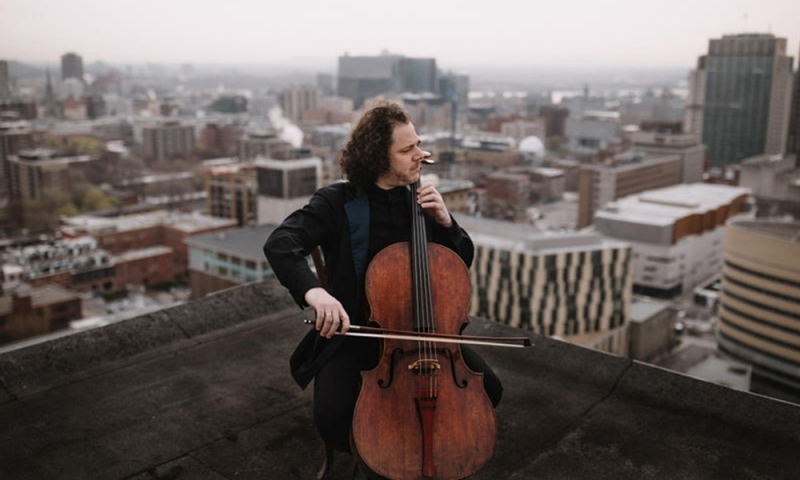 Cellist Matt Haimovitz