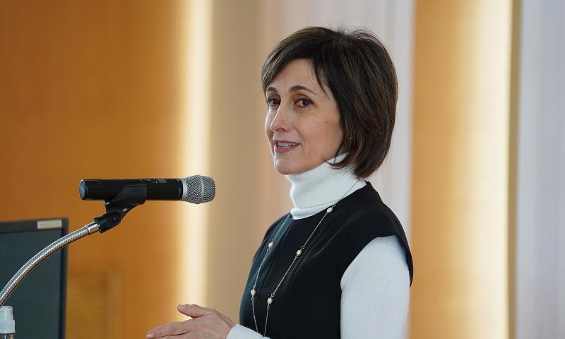 Jordanian Ambassador Dina Kawar