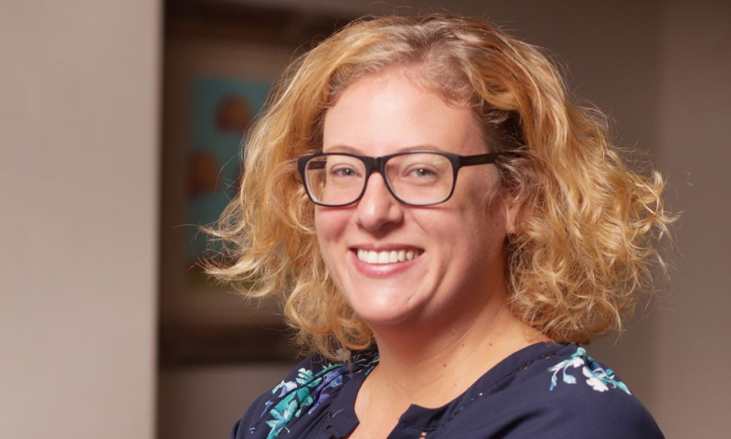 Assistant Professor of Anthropology and Sociology Shiri Noy