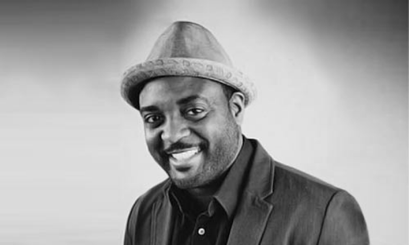 Photo of poet and memoirist Reginald Dwayne Betts