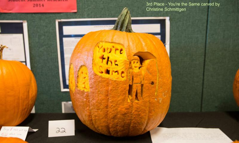 Pumpkin Carving Contest 2