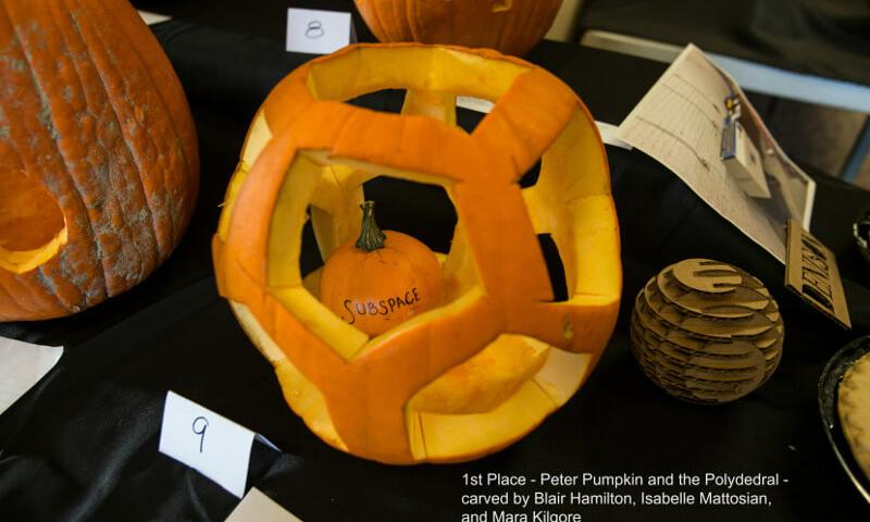 Pumpkin Carving Contest 1