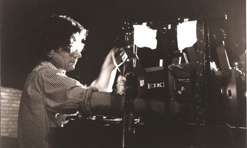Bruce McClure vintage camera