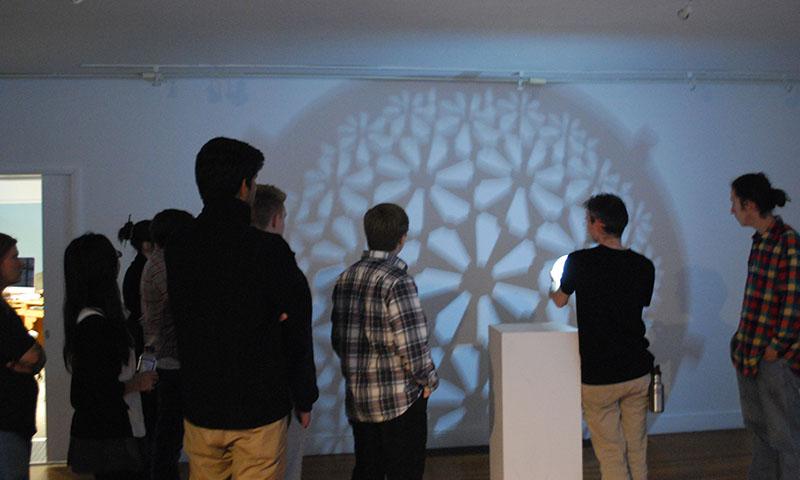 Segerman presents talks about 4-D Sculpting