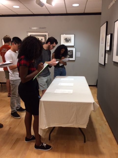Students in Museum 2