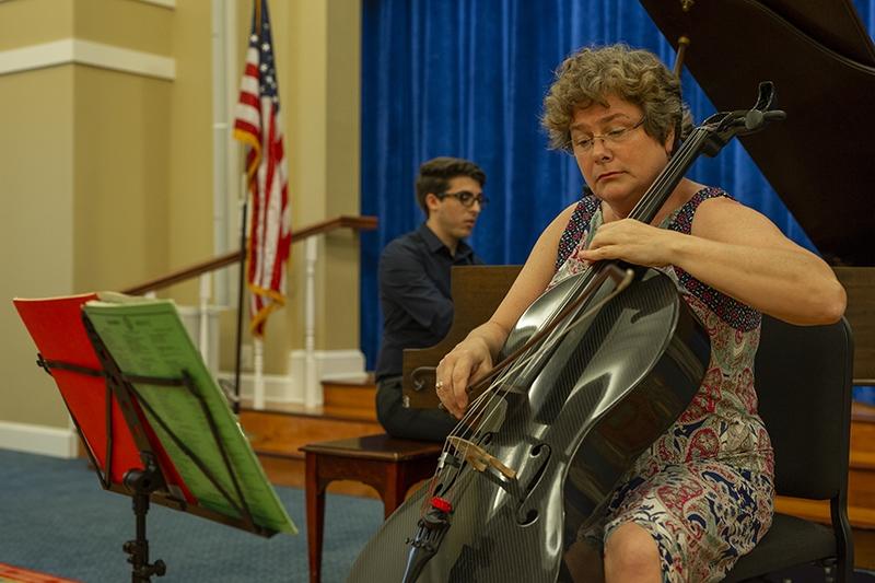 Ponce & Kuyvenhoven-cello