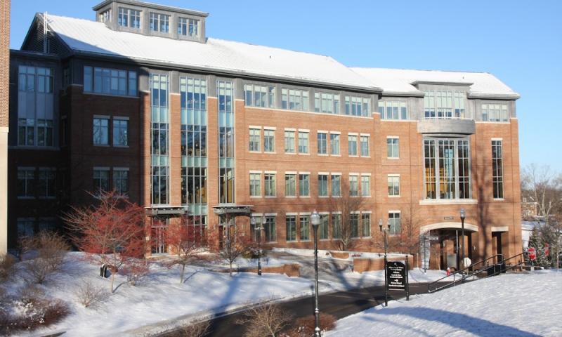 Burton D. Morgan Center