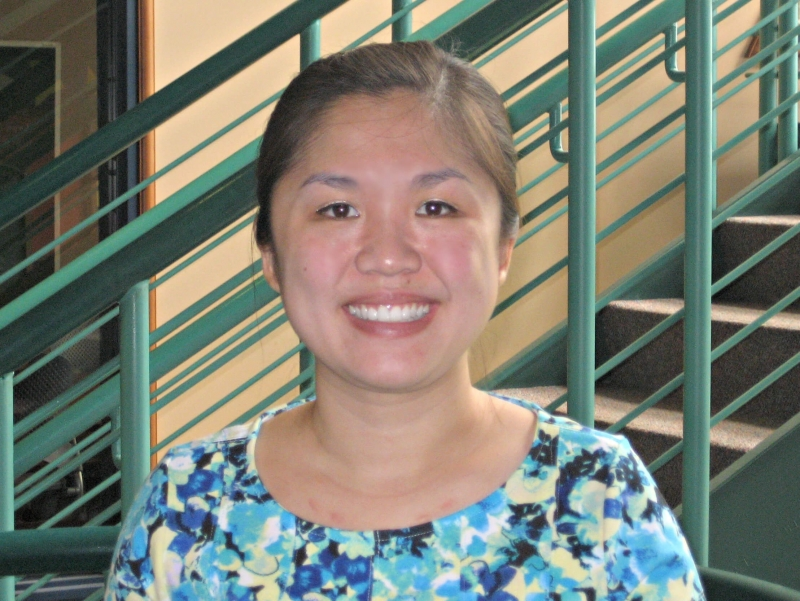 Mei May, Assistant Professor of Mathematics