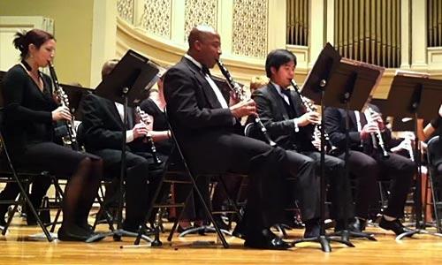 Denison University Wind Ensemble