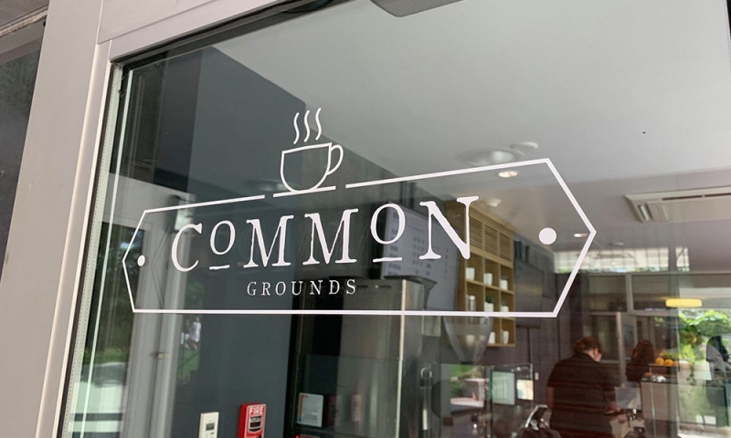 New Slayter Coffee Shop - Common Grounds