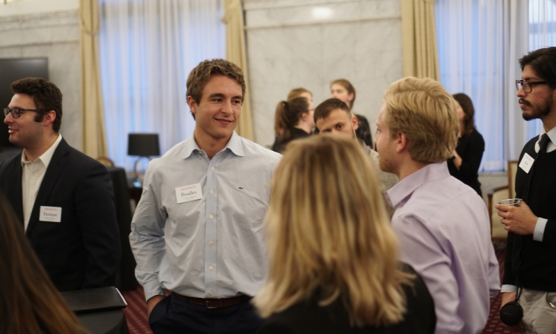 Career Boot Camp networking