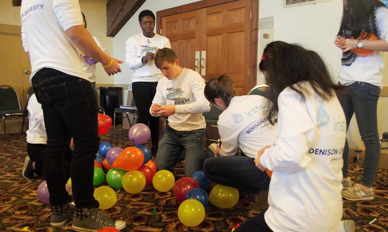 Students at LeaderShape