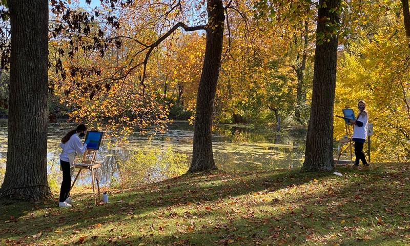 Ebaugh pond 2