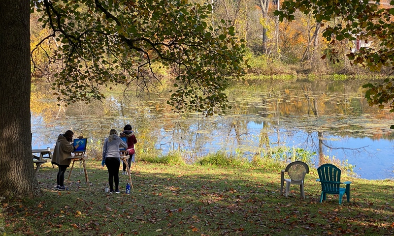 Ebaugh pond 5