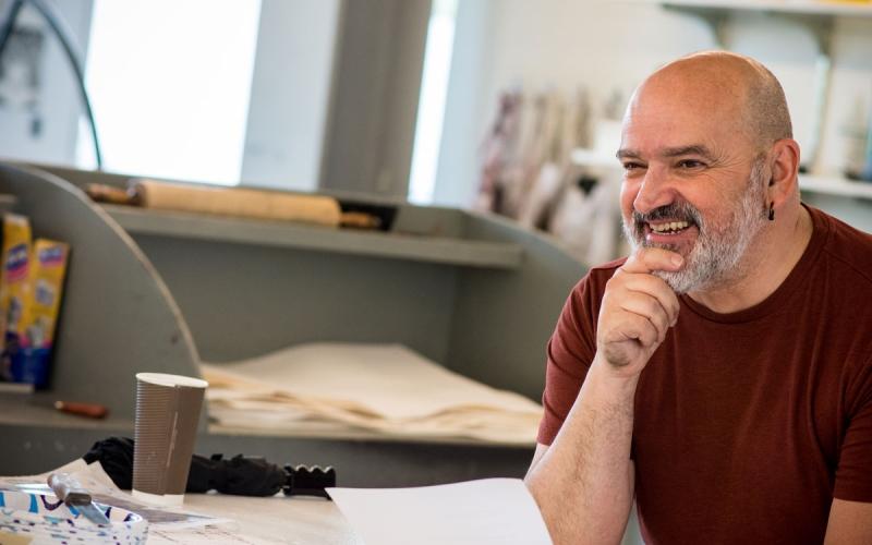 Professor Ron Abram