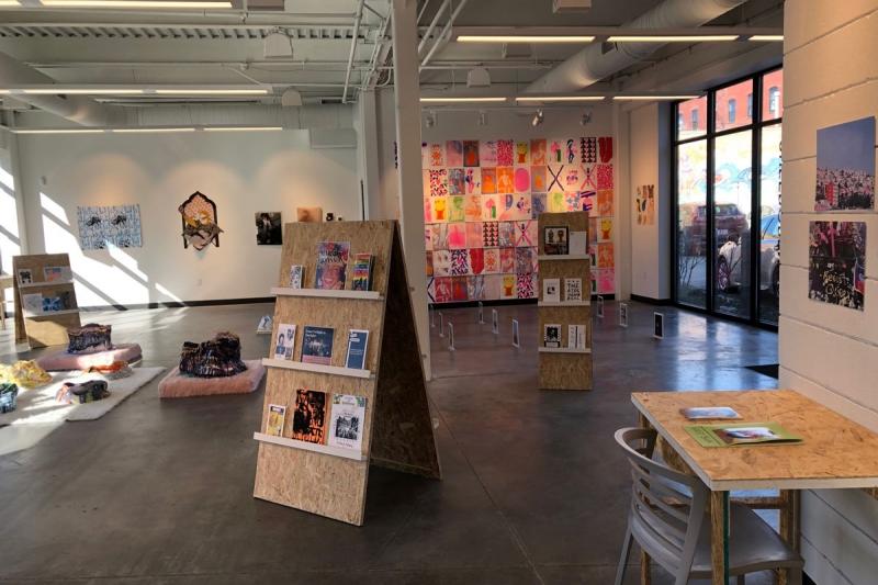 Bookfair space