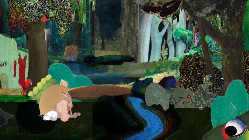Video still from Lake Valley (Image courtesy of the artist and the Carnegie Museum of Art)