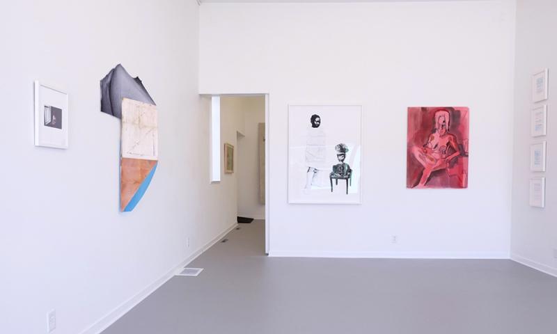 Rabbit Gallery Installation