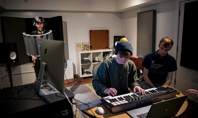 MIX Lab Recording Studio