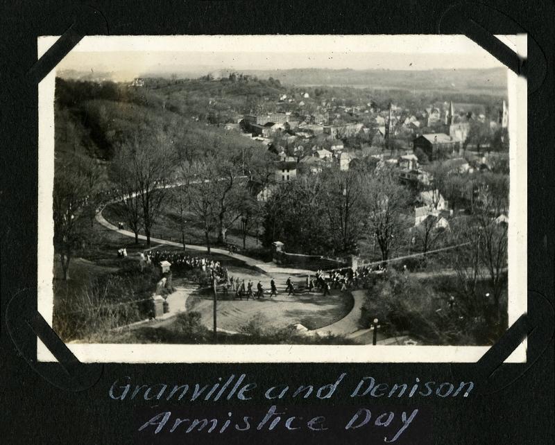 Granville and Denison Armistice Day