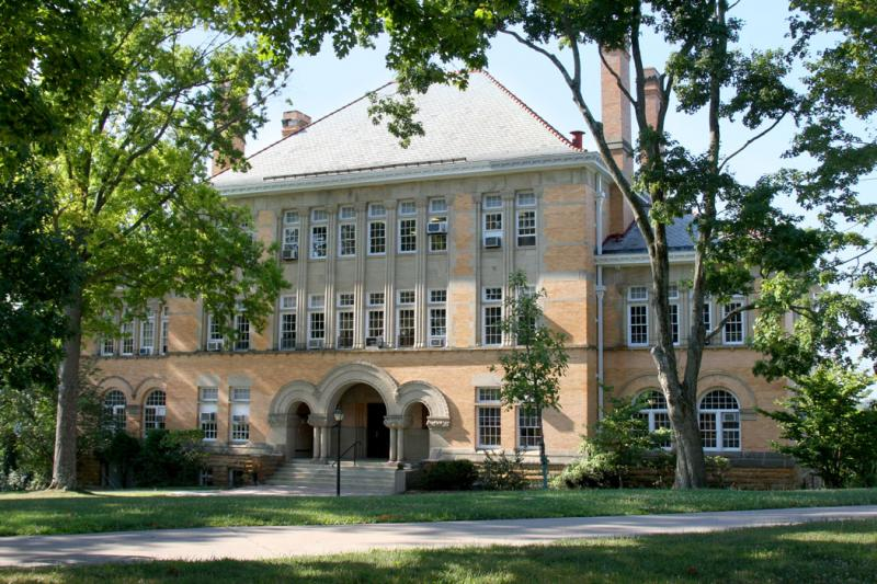 Doane Administration building