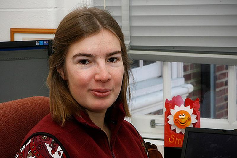 Professor Marianna Safronova
