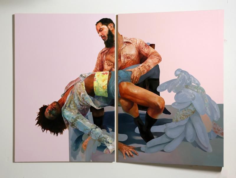 Artwork of David Antonio Cruz