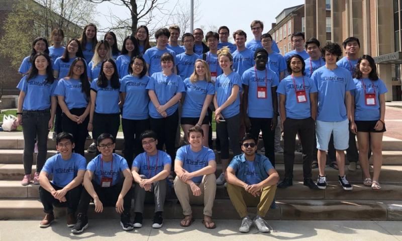 DataFest Participants