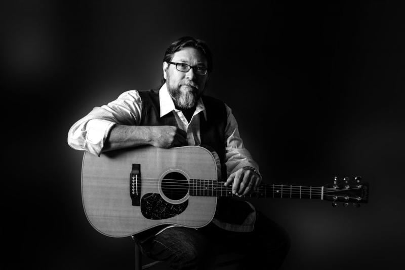 Adam with guitar