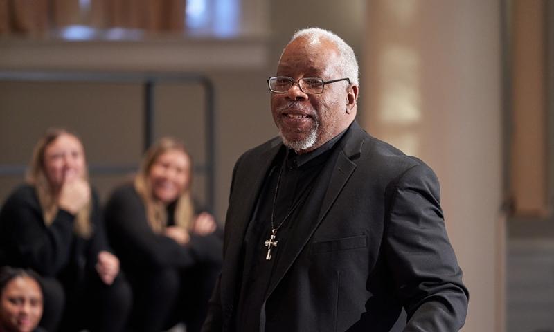 Rev. Tim Carpenter