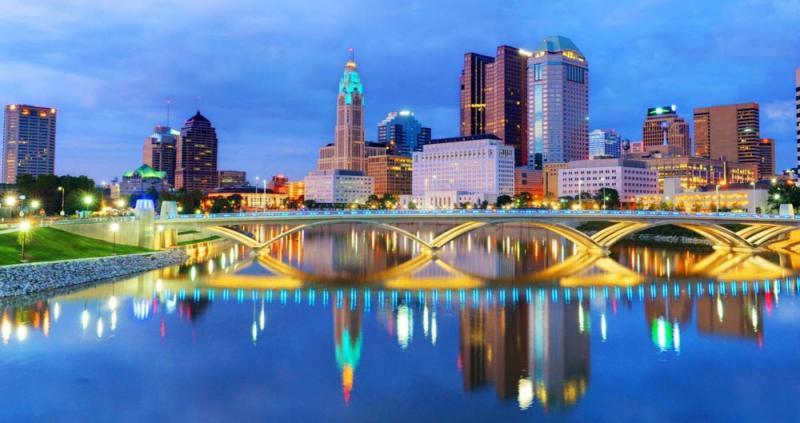 city of Columbus, Ohio
