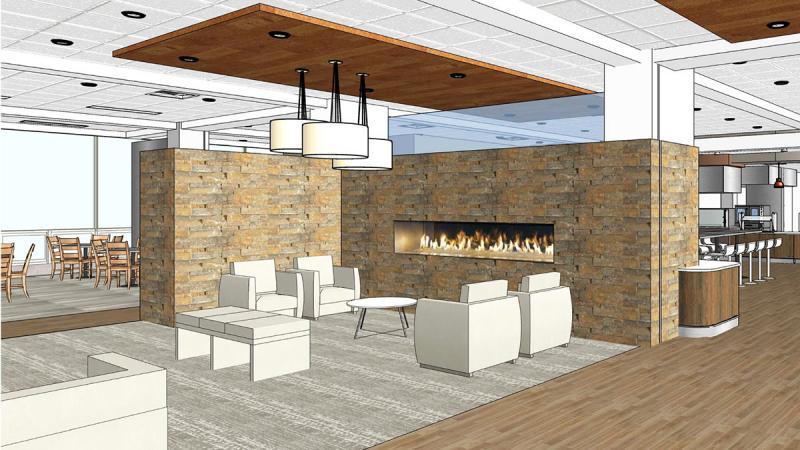 Curtis Fireplace