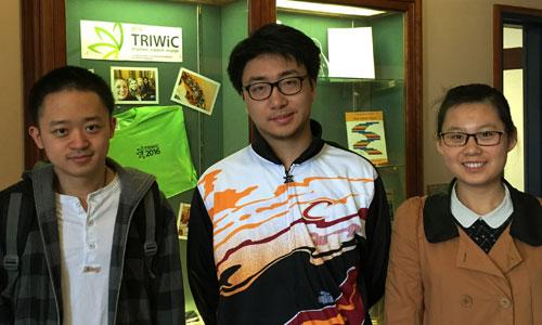 4 College Contestants