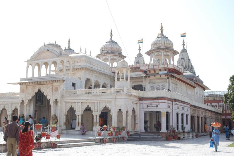 Mahavirji Jain Temple in Rajasthan, India