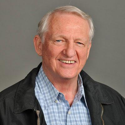 Professor Emeritus Barry Keenan