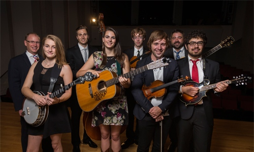 bluegrass ensemble