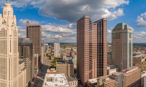 city of columbus ohio photo