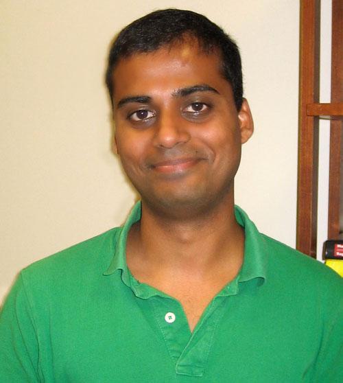 Dr. Ashwin Lall