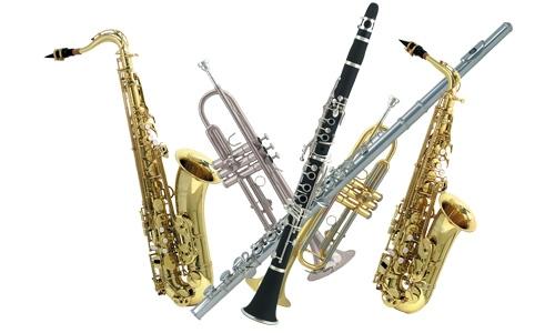 Denison Faculty Winds Concert