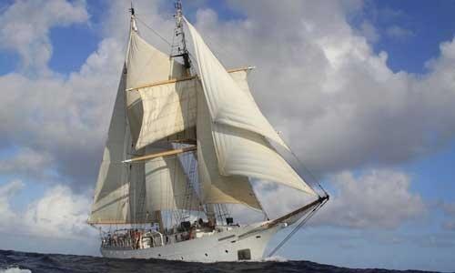 SSV Robert C. Seamans, operated by Sea Education Association