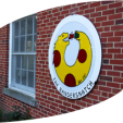 Bandersnatch Coffee House (in Huffman) Building Icon
