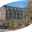 Curtis West Hall & Dining Hall Building Icon